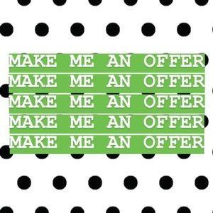 Make an Offer! ✨